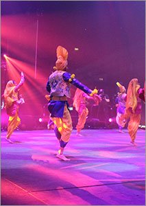 The Bhangra Showdown 2015 at Wembley Arena