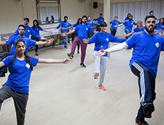 Adult Advanced Bhangra Classes