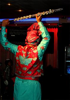 Live Bhangra Show