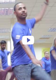 Adult Advanced Bhangra Dance Session 2 - VP Academy