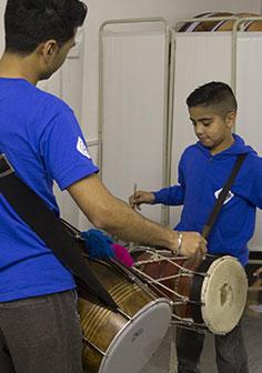 Dhol Drumming Class