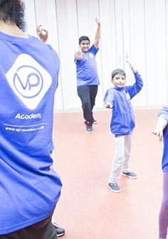 Children's Bhangra Classes